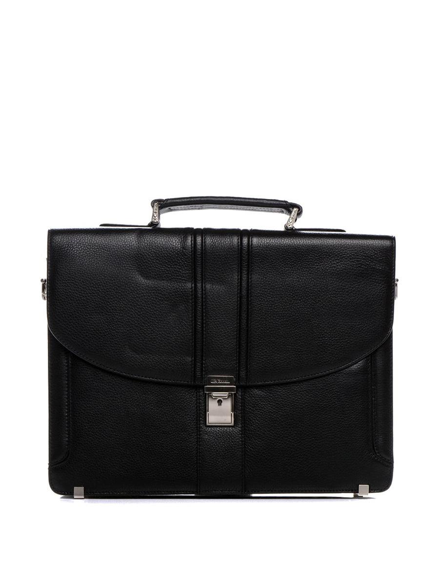 Портфель чорний | 5344282