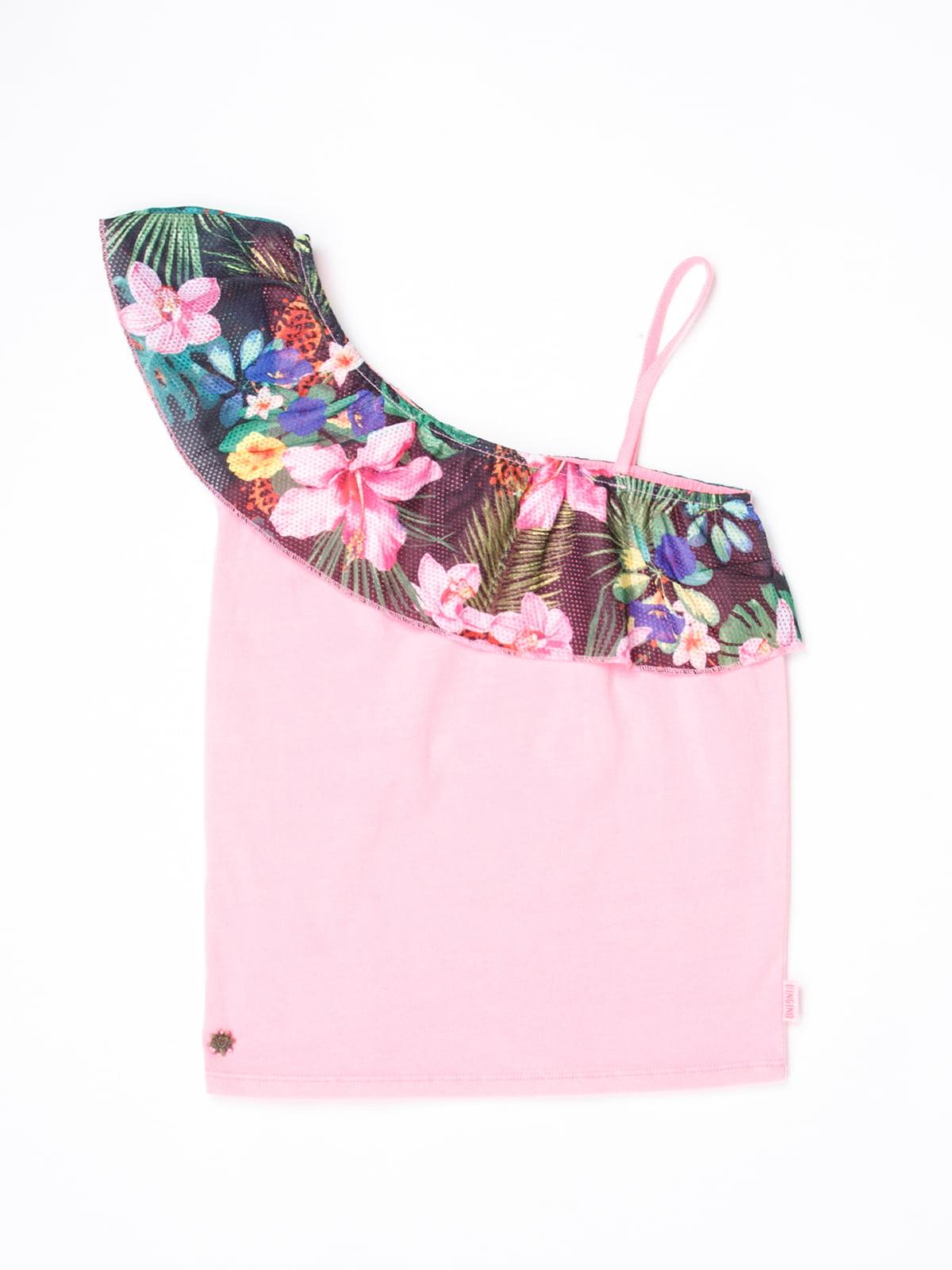 Блуза рожева | 5339489