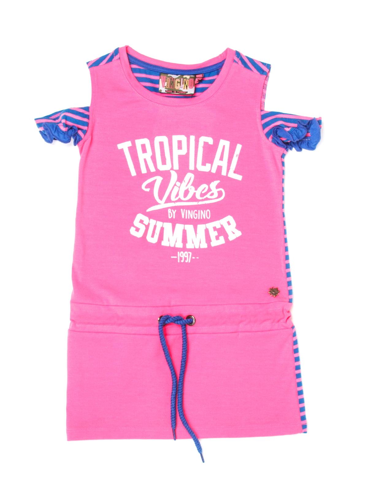 Сукня рожева | 5339571
