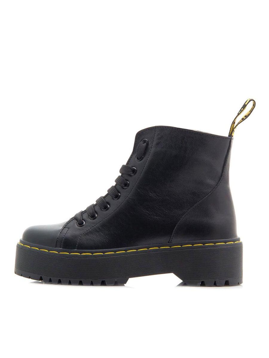 Ботинки черные | 5346035