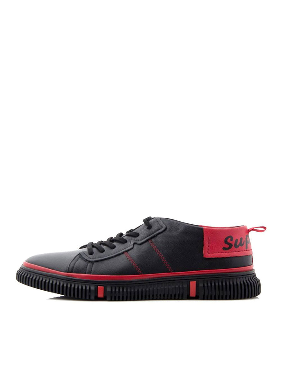 Туфли черно-красные | 5346049