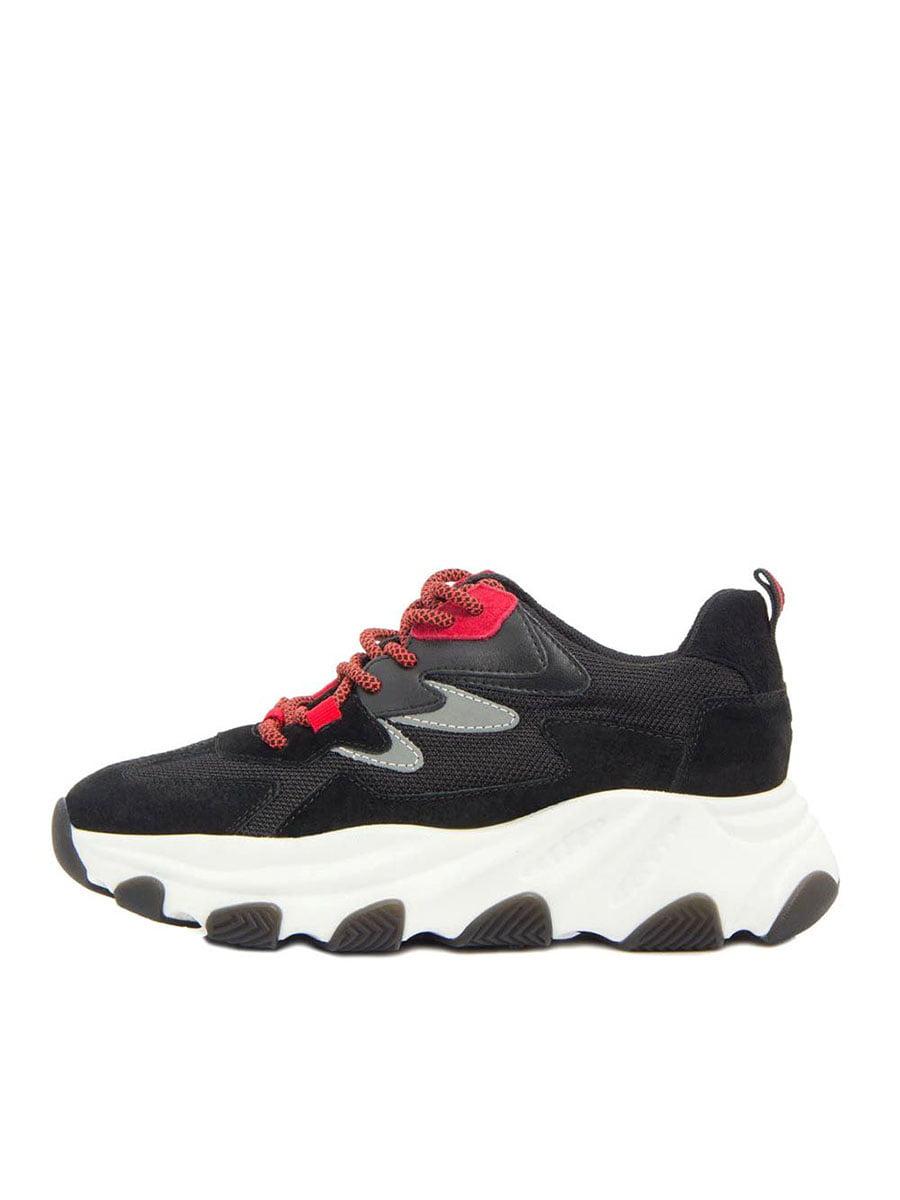 Кроссовки черные | 5346069