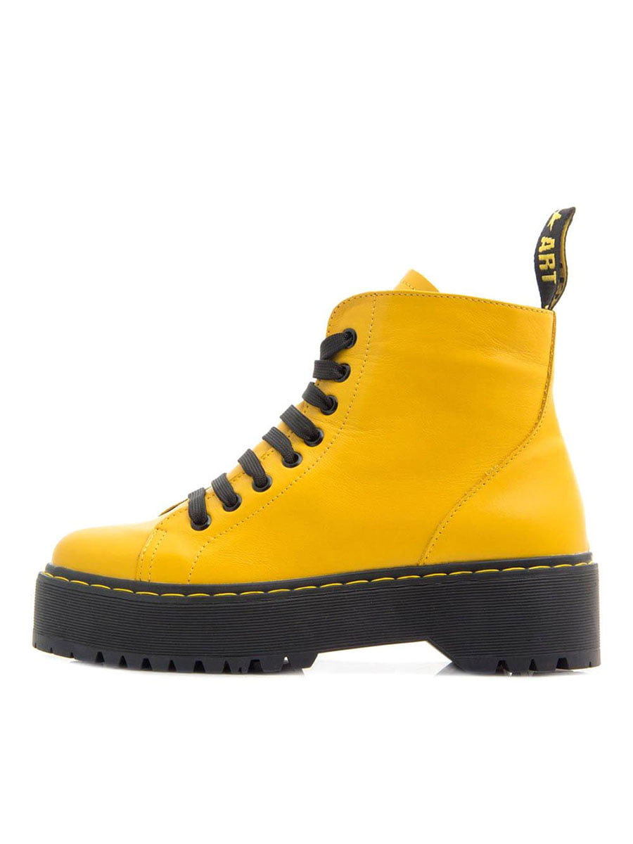 Ботинки желтые | 5346076