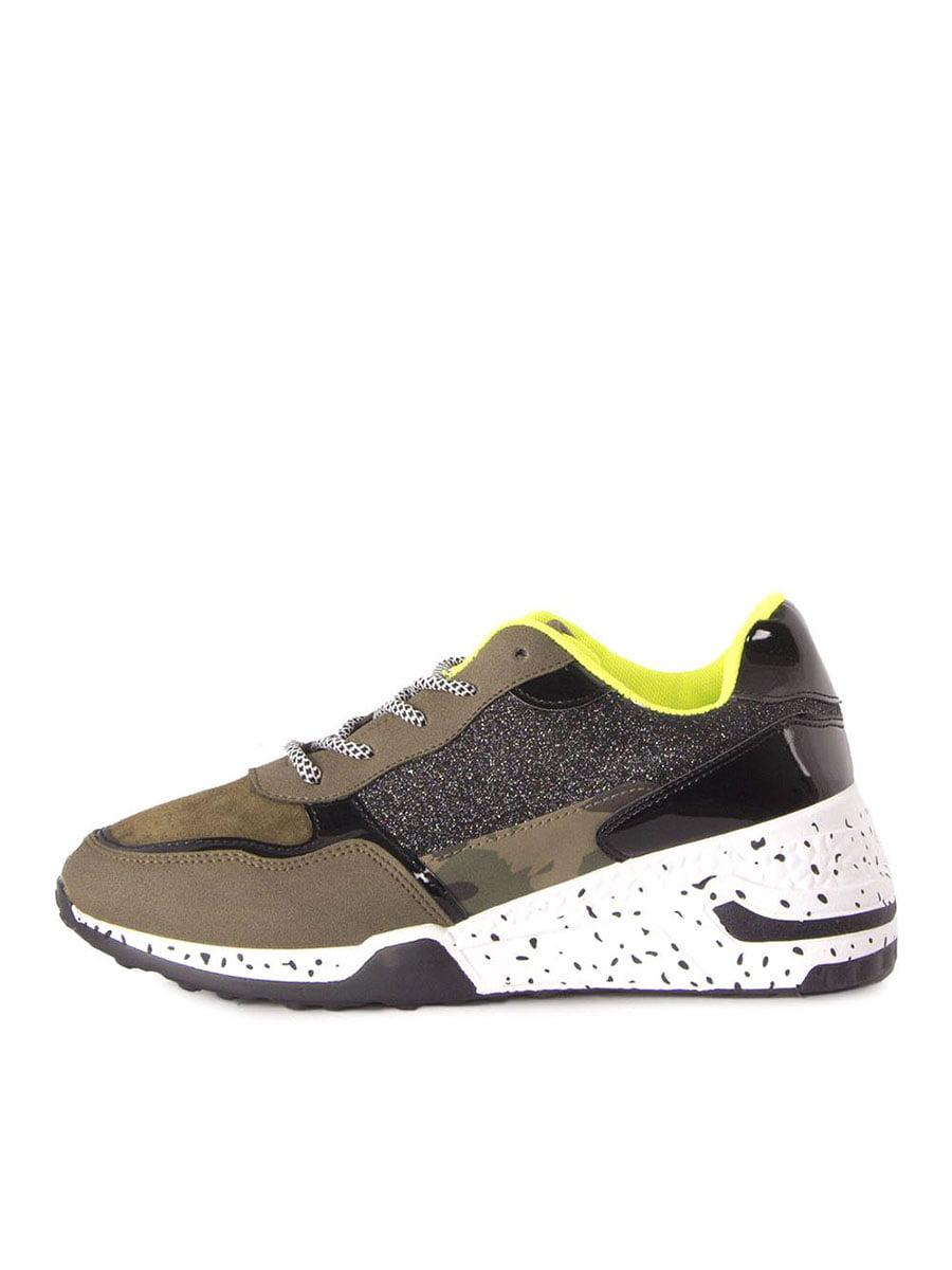 Кросівки зелені   5347246