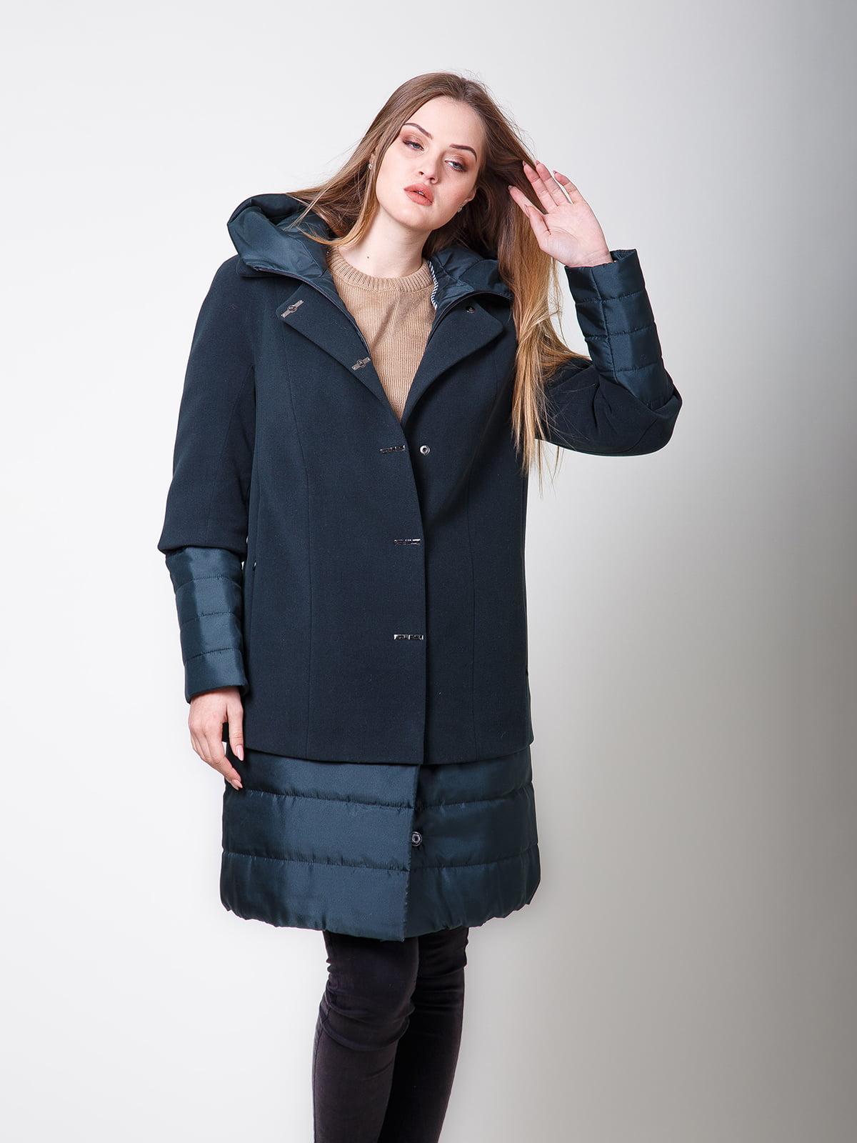 Пальто цвета тархуна | 5348009
