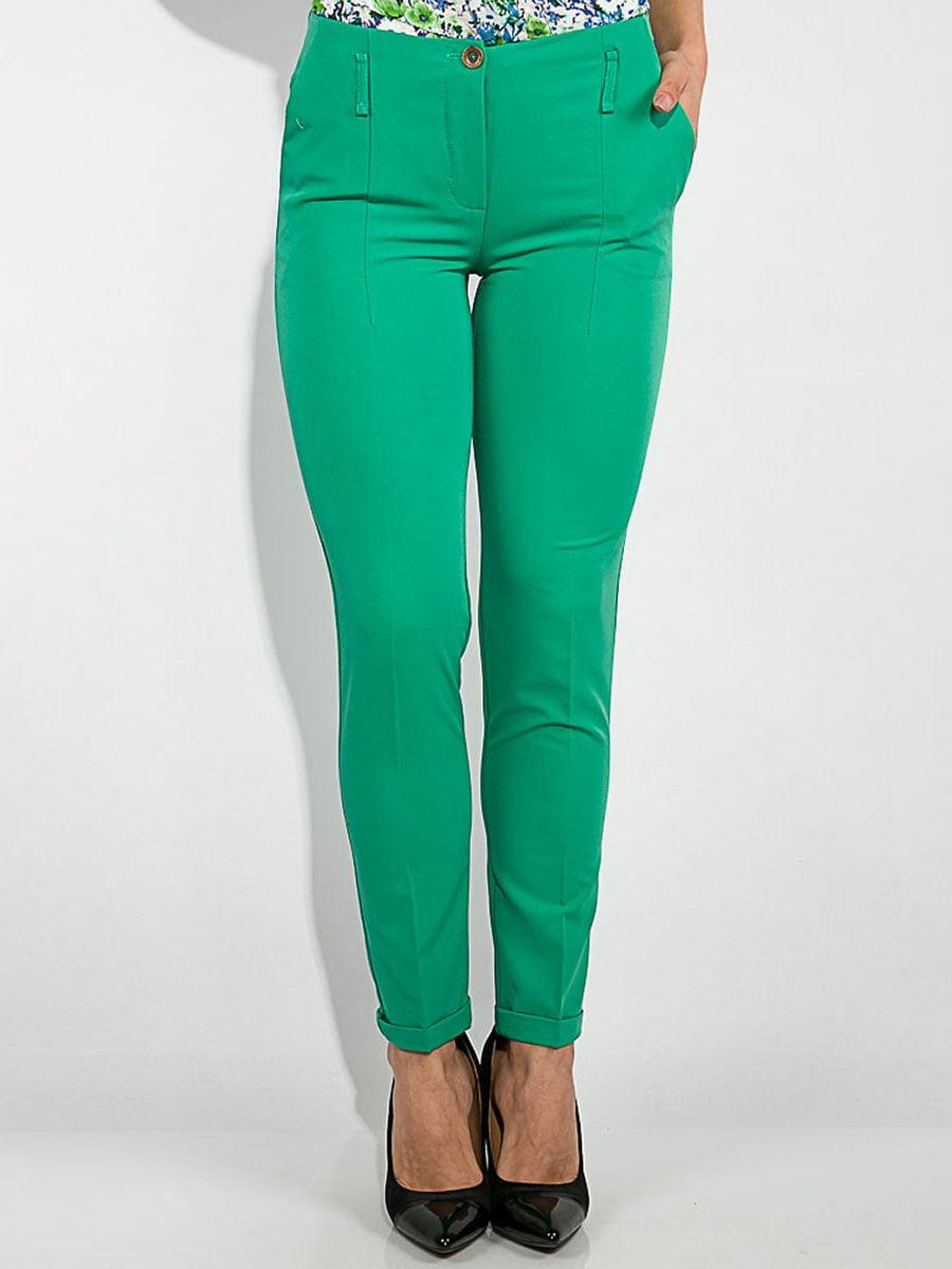Брюки зеленые | 5299000