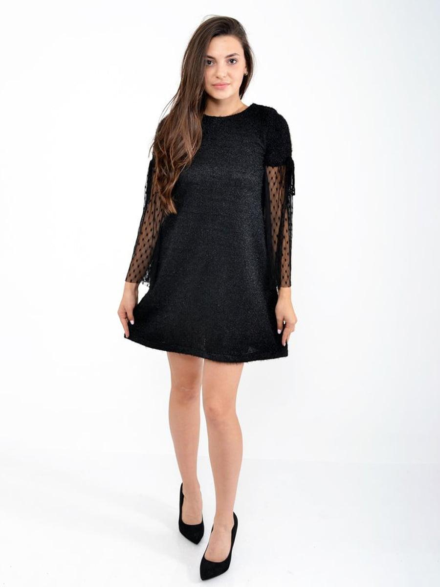 Платье черное | 5299174