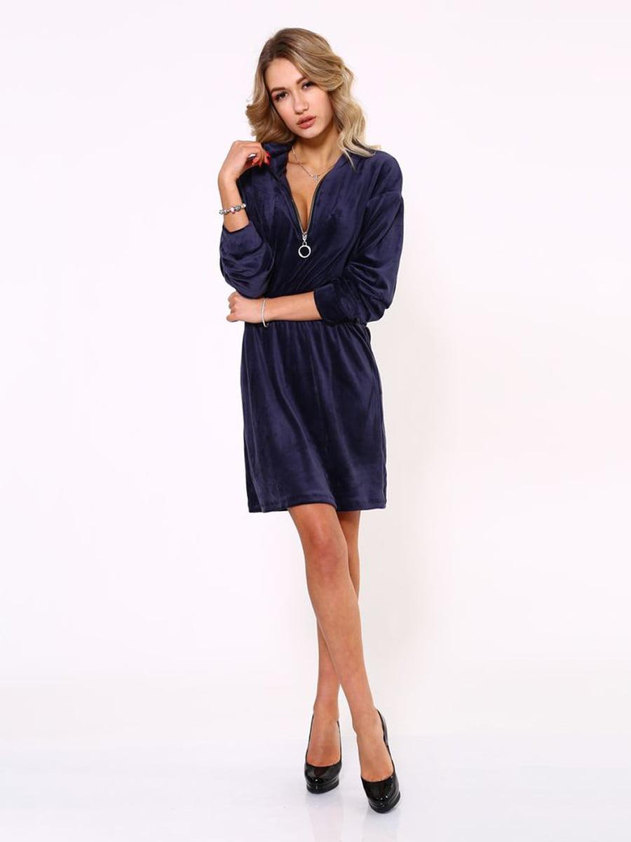Платье фиолетовое | 5306250