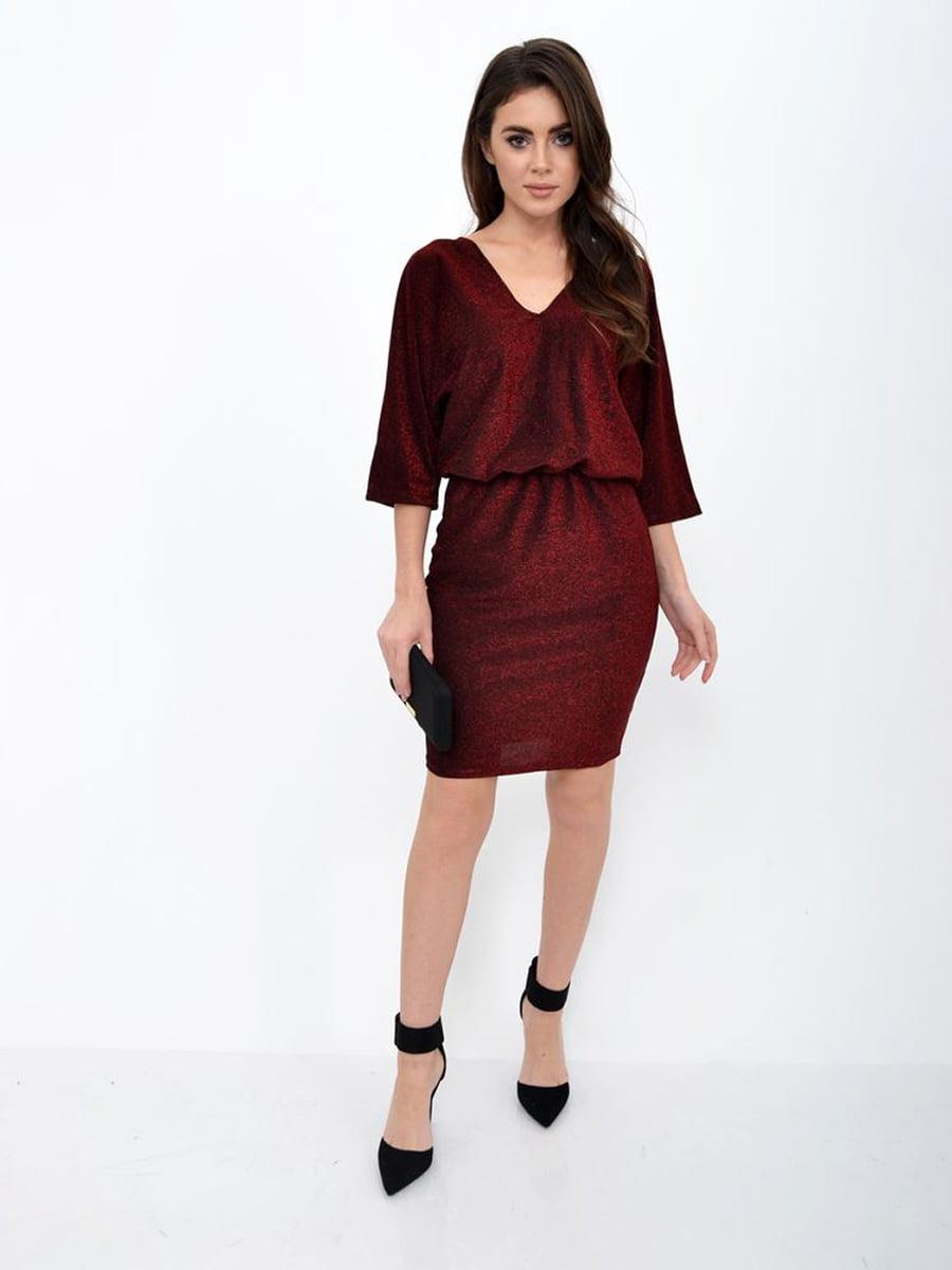 Платье красное | 5306282