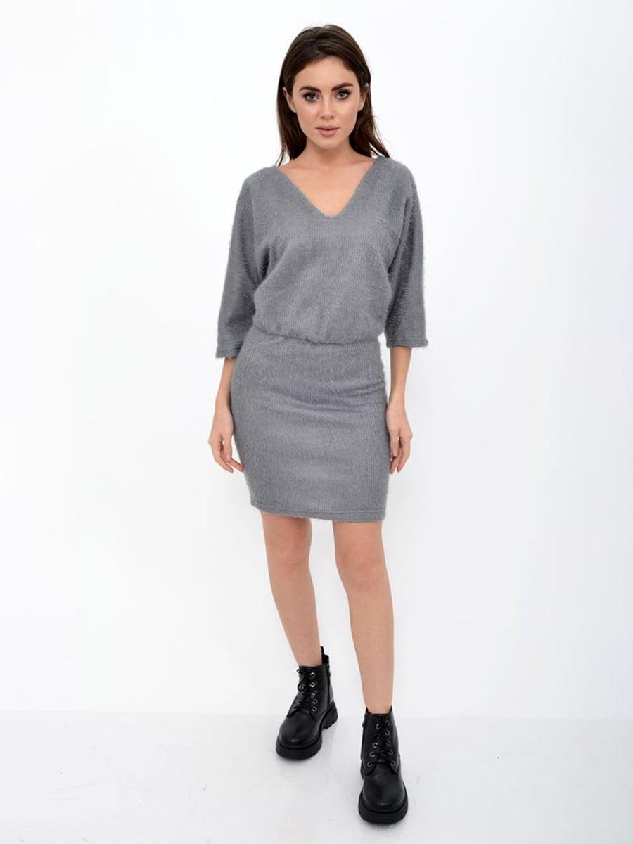 Сукня сіра | 5306396