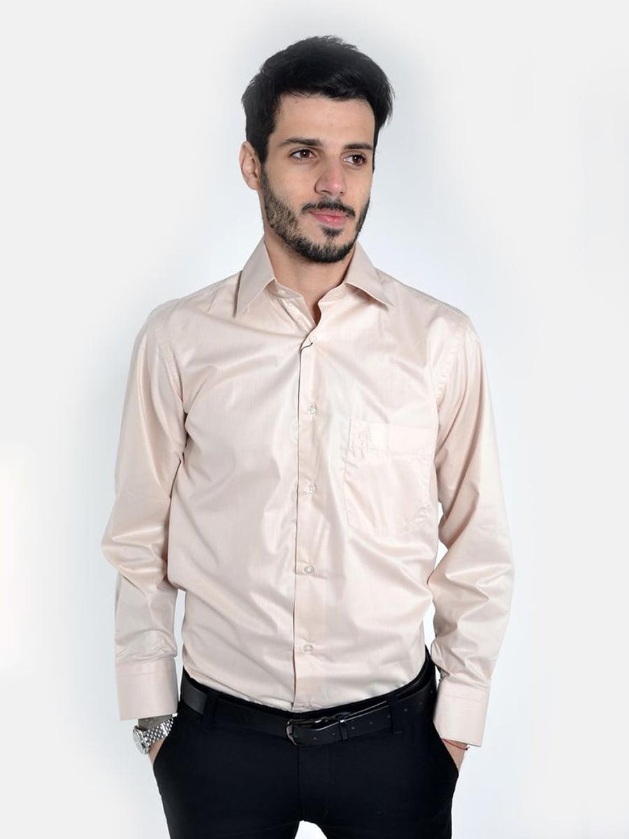 Рубашка бежевая   5322350
