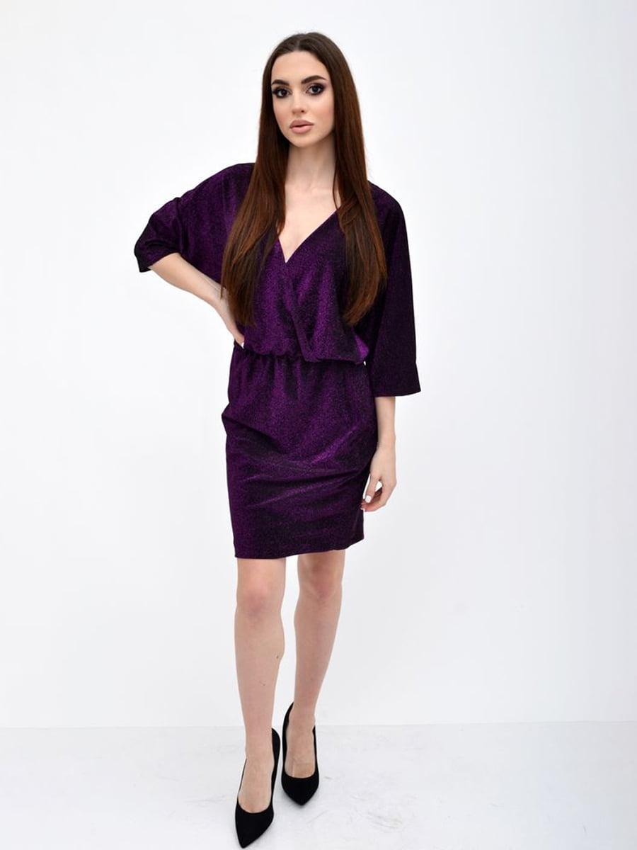 Платье цвета фуксии   5323065