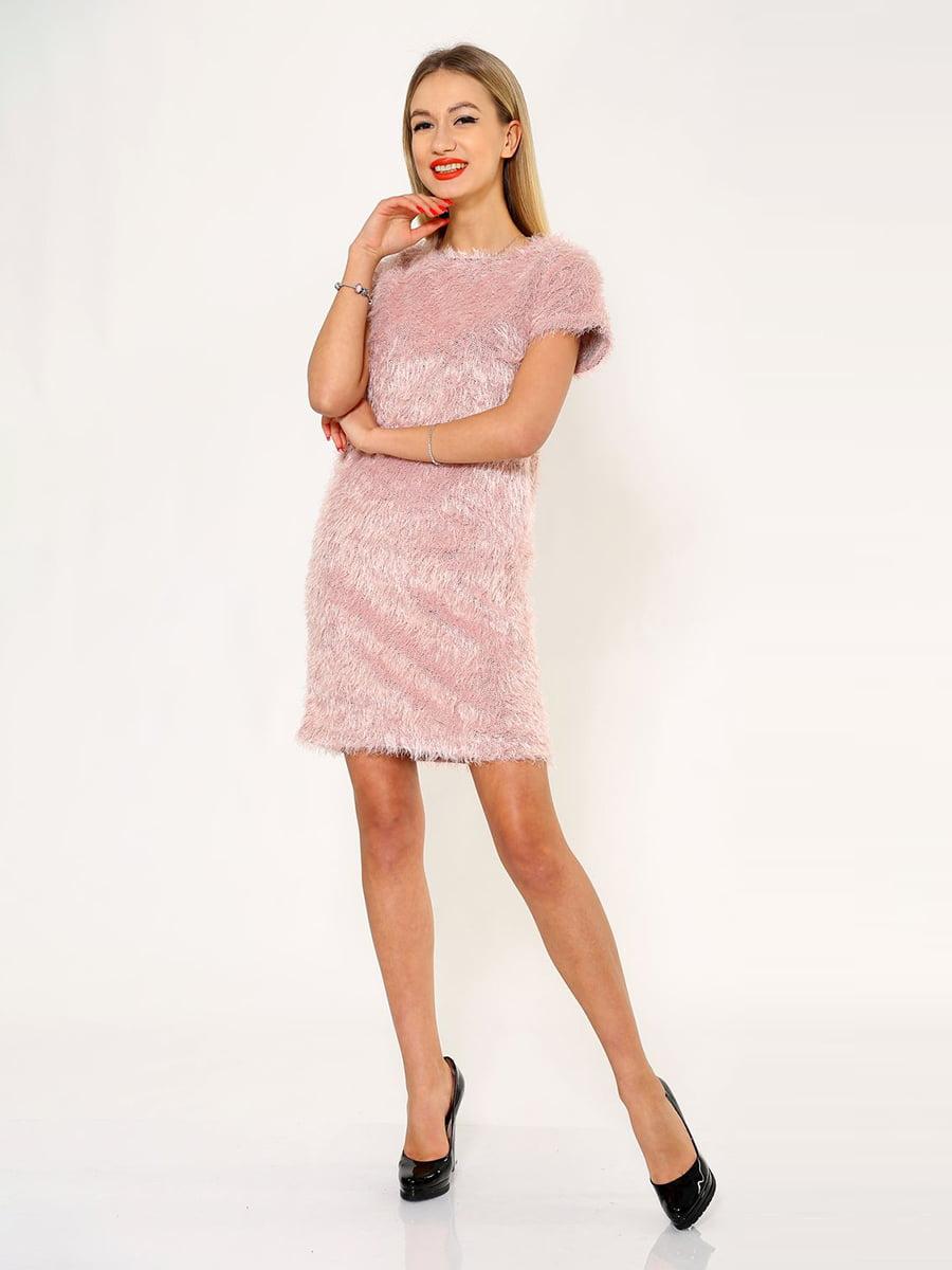 Платье пудрового цвета | 5337766