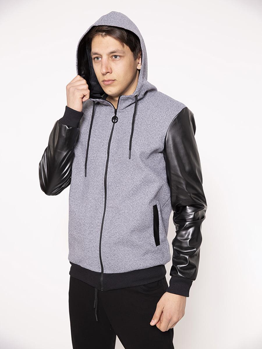 Куртка серая   5349096
