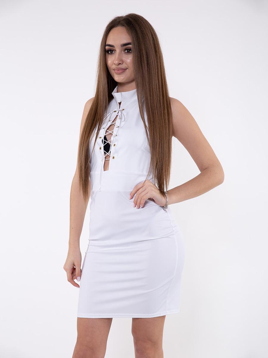 Платье белое   5349105