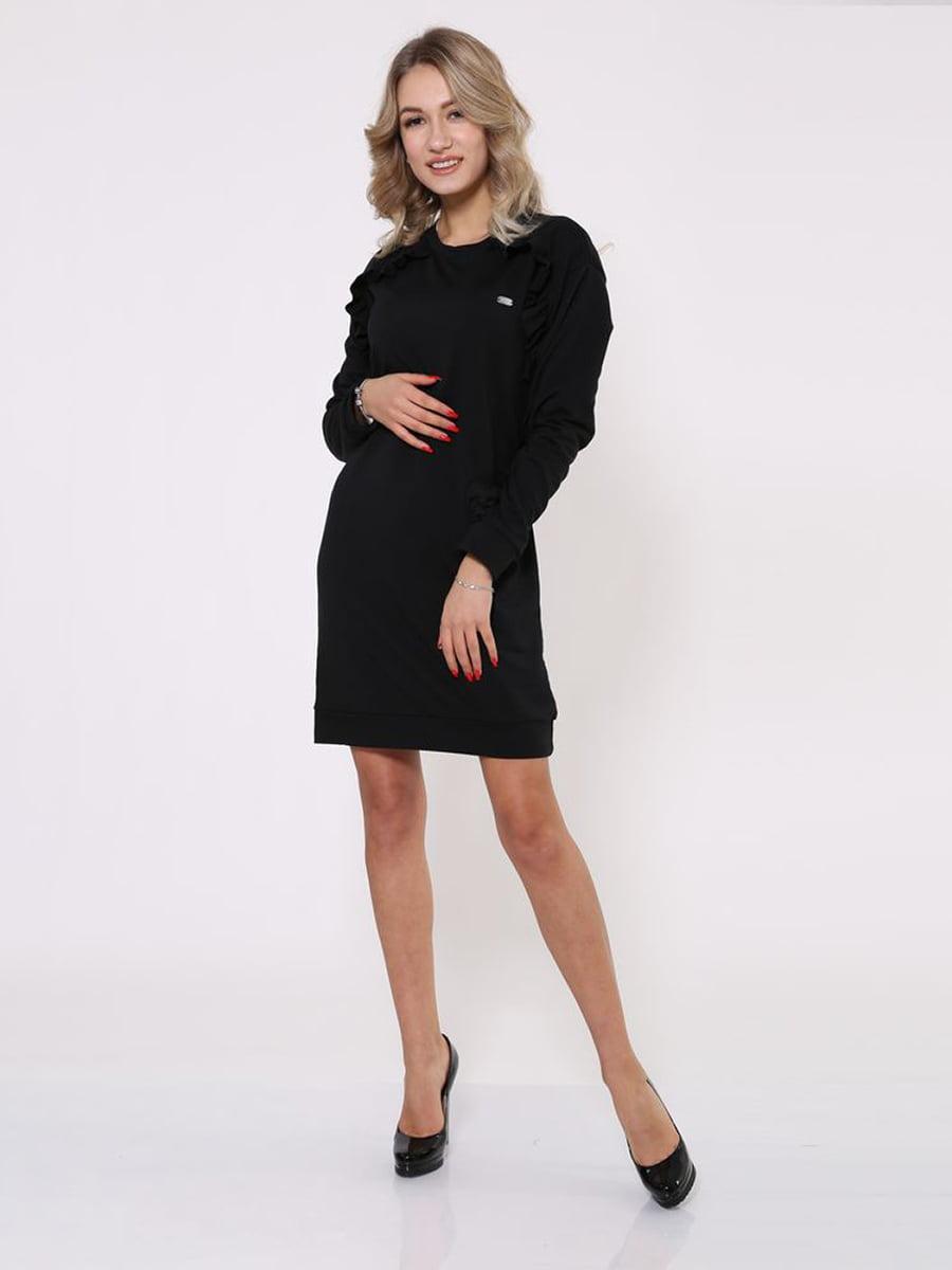 Платье черное | 5349116