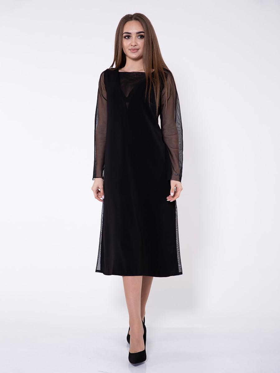 Платье черное | 5349130
