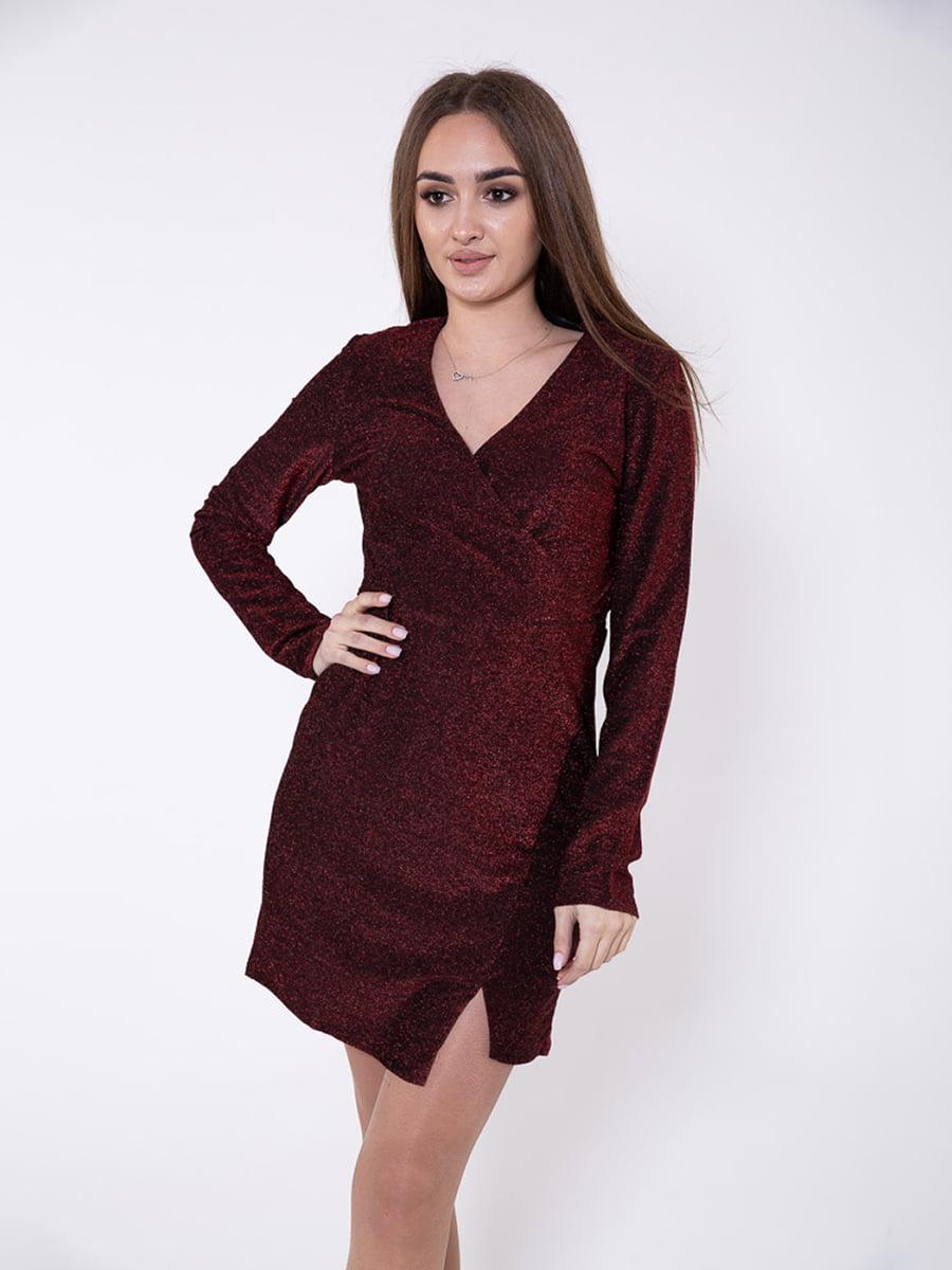 Платье красное | 5349133