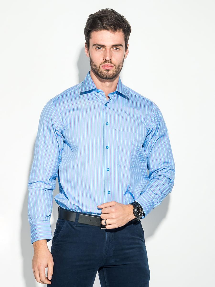 Рубашка голубая | 5349162