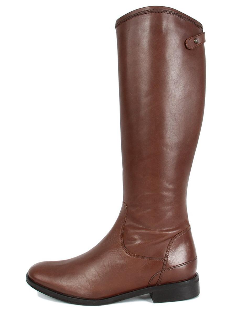 Чоботи коричневі | 5350111