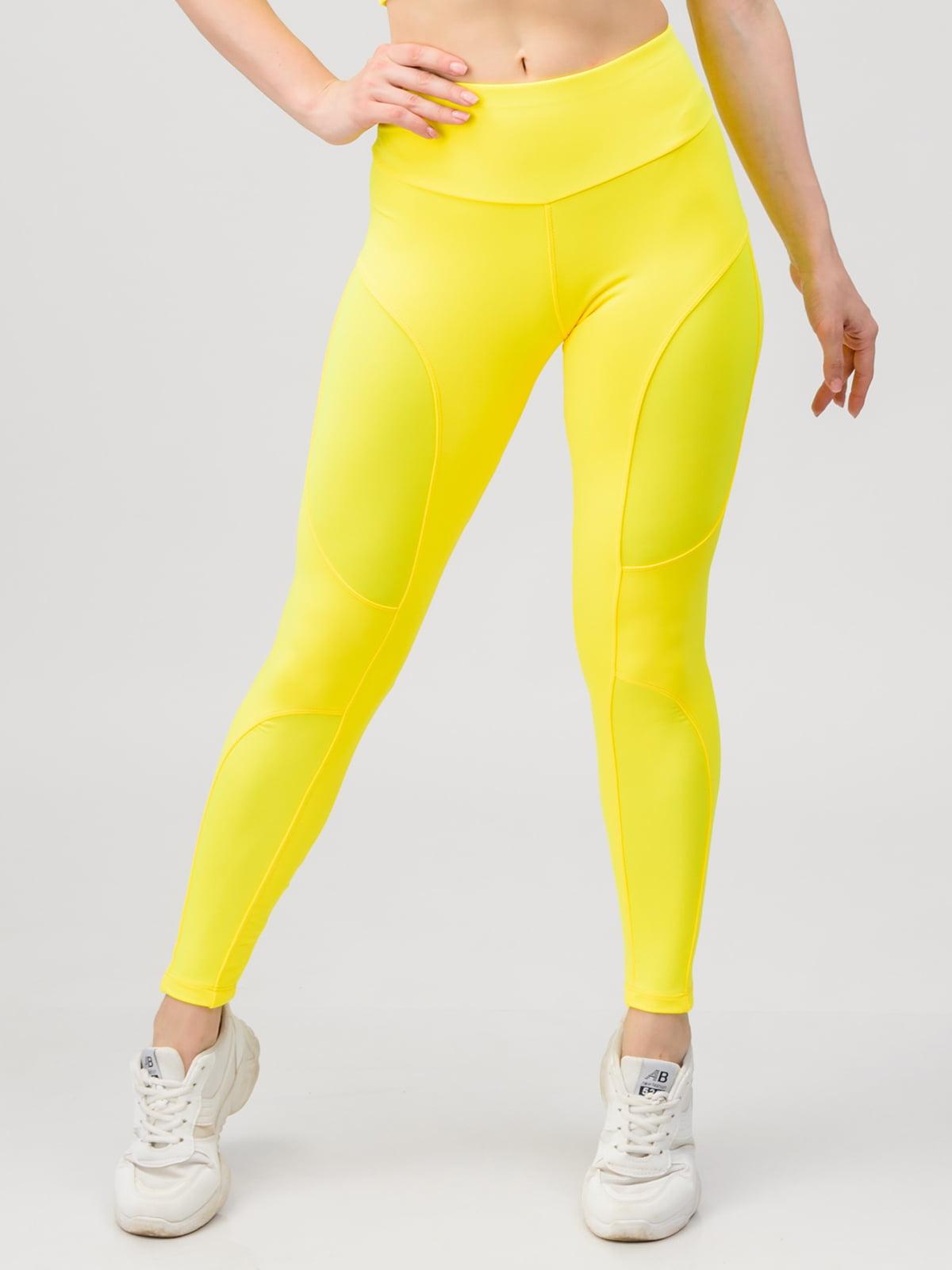 Легінси жовті   5151548