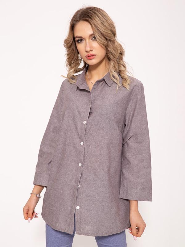Рубашка цвета мокко | 5351055
