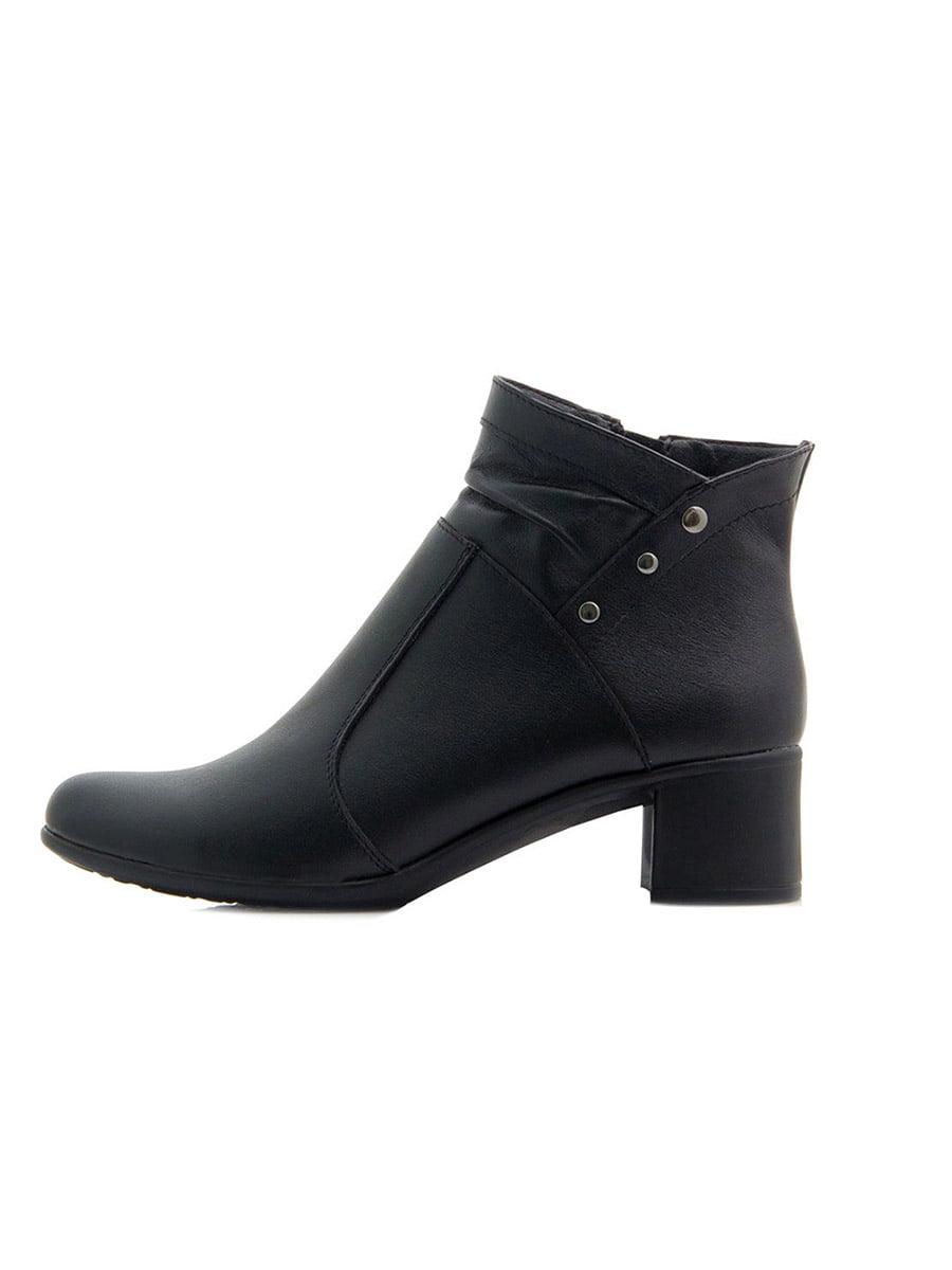 Ботинки черные   5351125