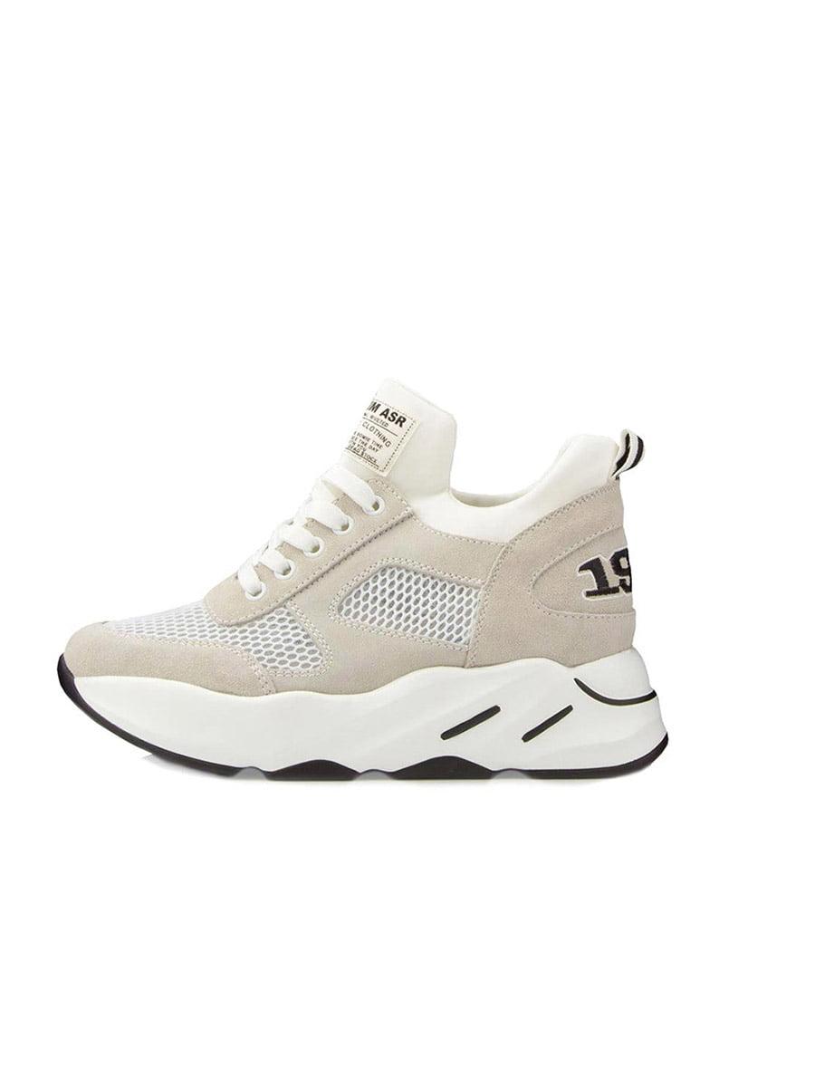 Кросівки бежеві | 5351152