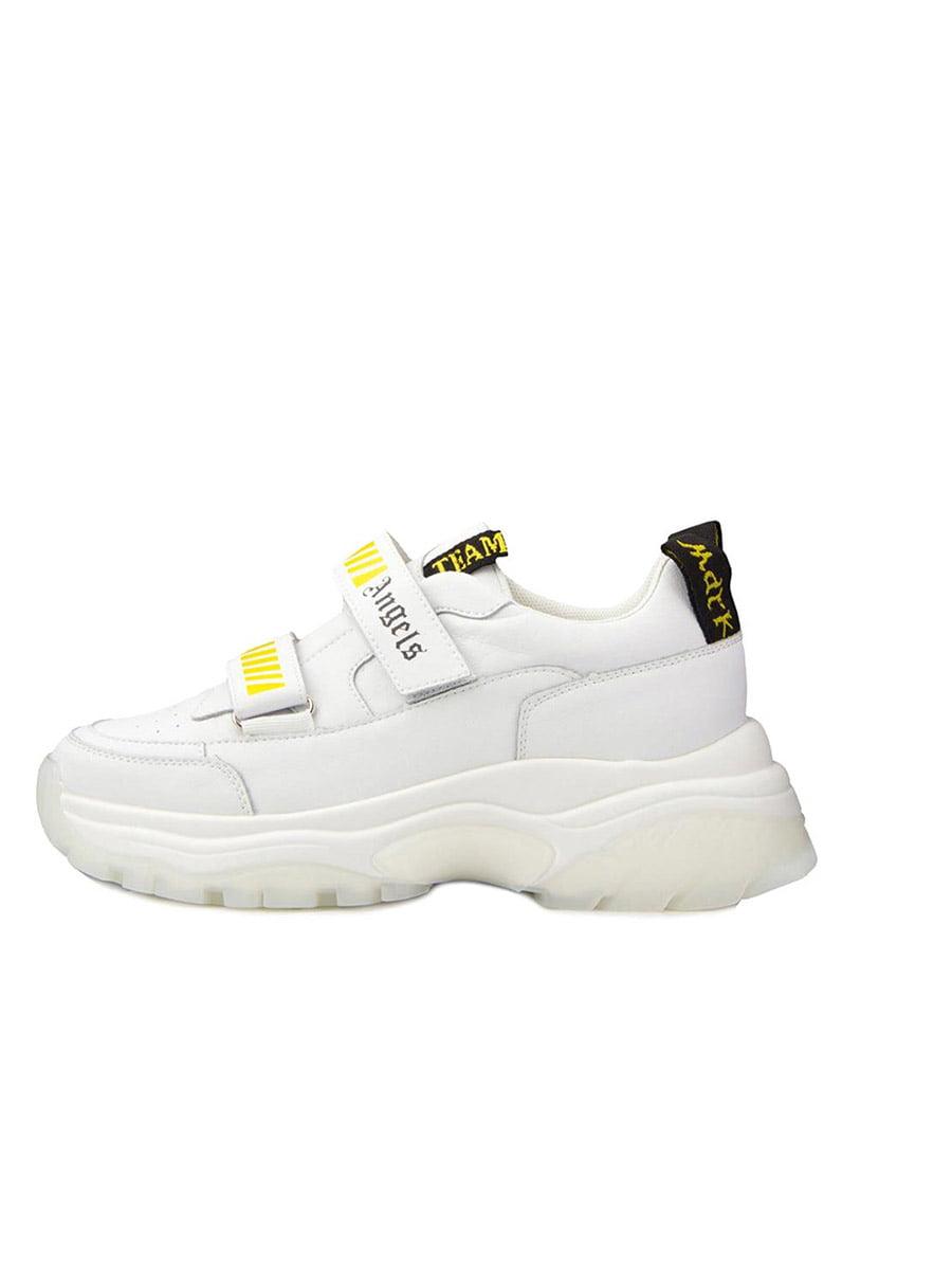 Кроссовки белые | 5351154