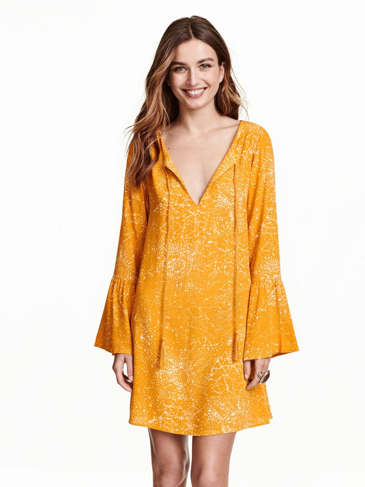 Сукня жовта | 5352822