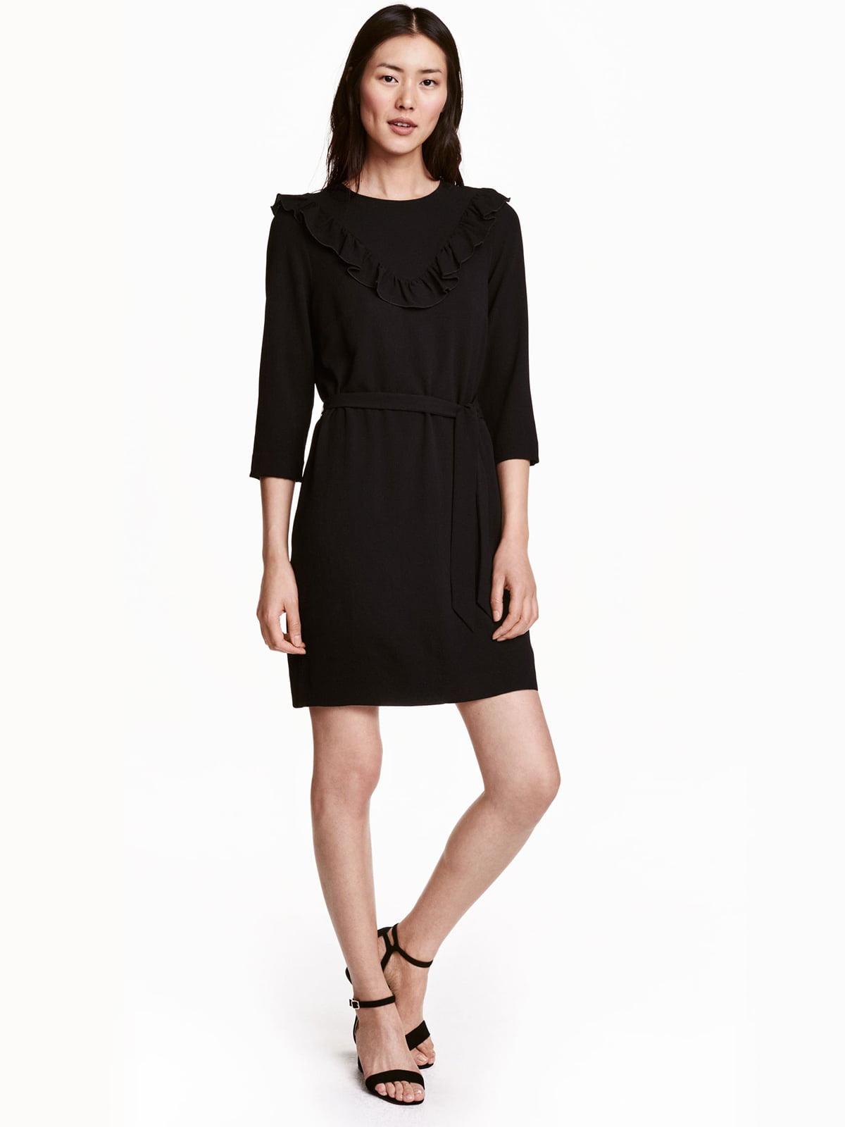 Платье черное   5352845