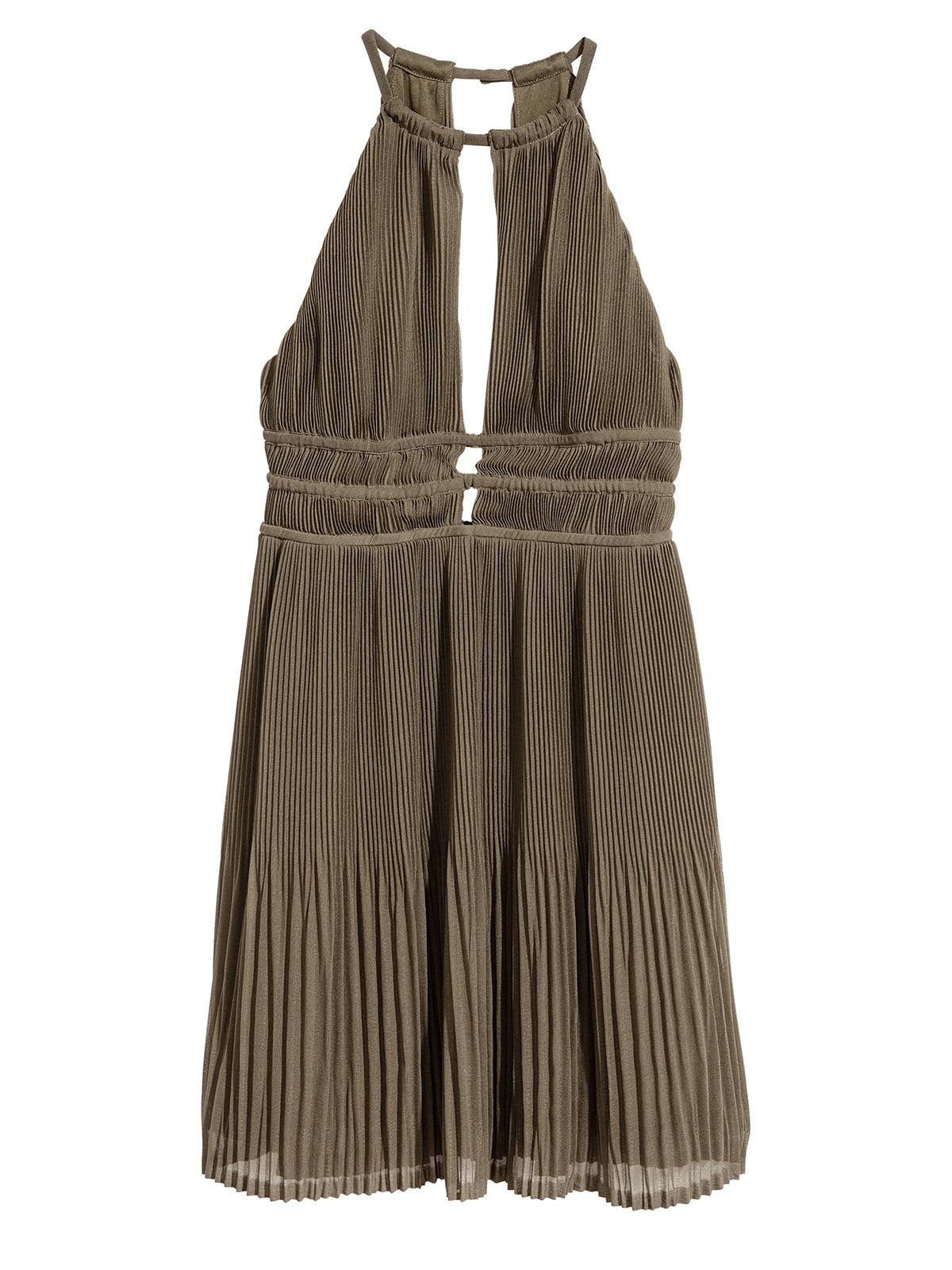 Сукня оливкового кольору | 5352923