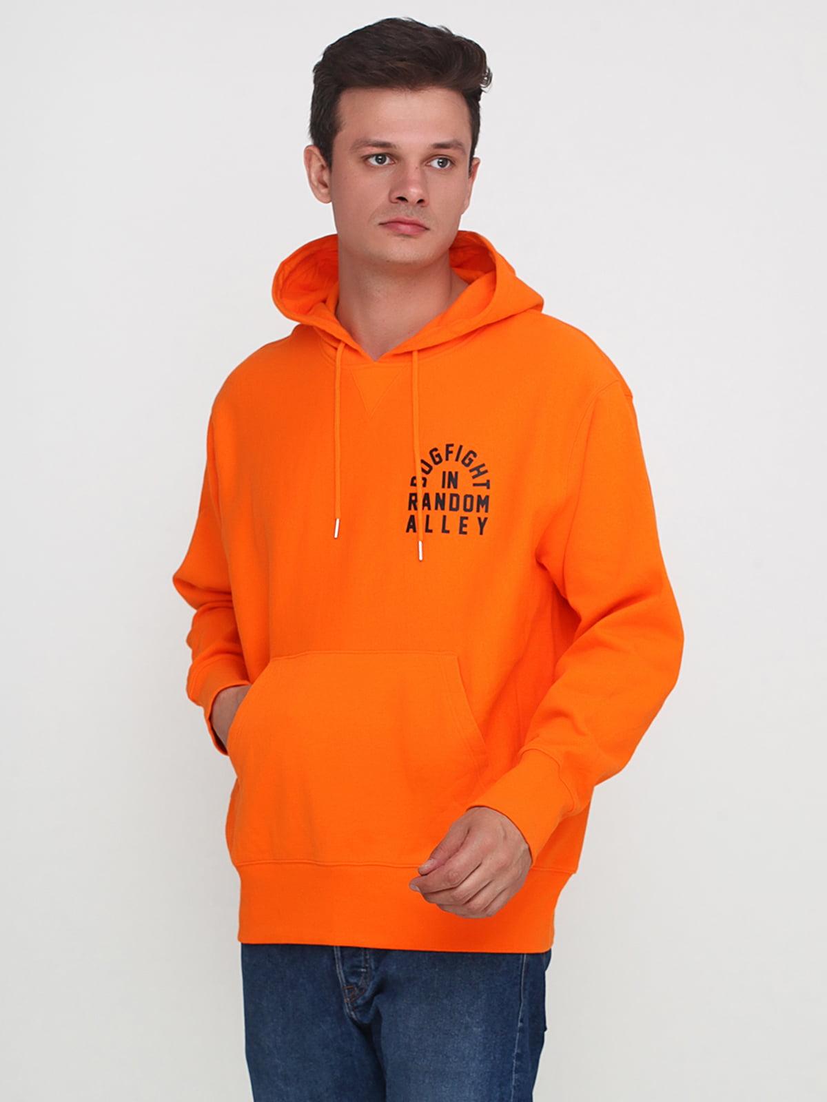 Худі помаранчева | 5352950