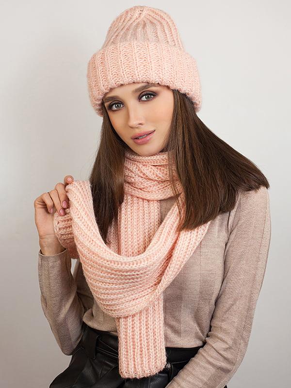 Комплект: шапка и шарф | 5354582