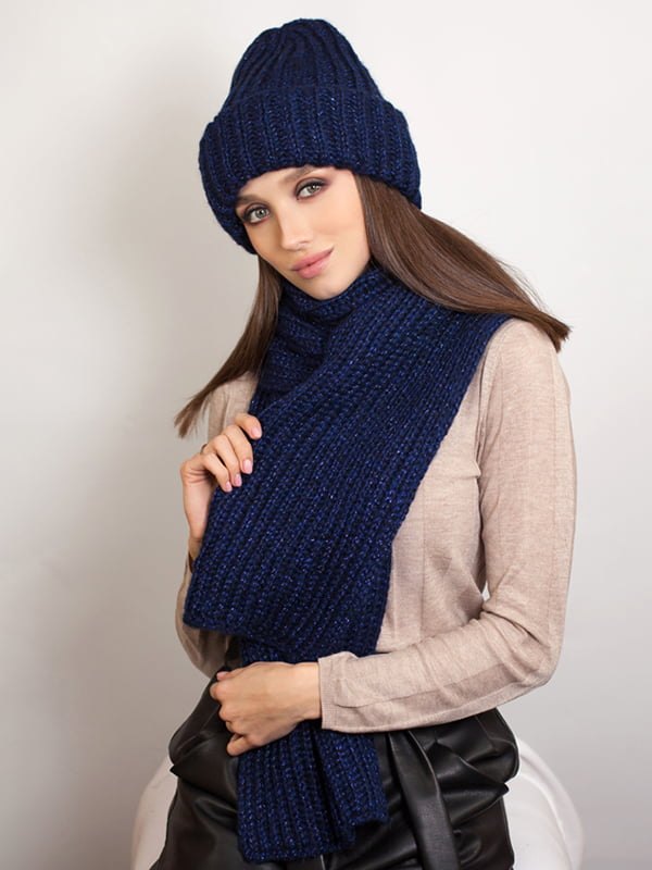 Комплект: шапка и шарф | 5354583