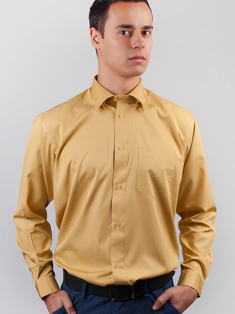 Рубашка песочного цвета   3108373