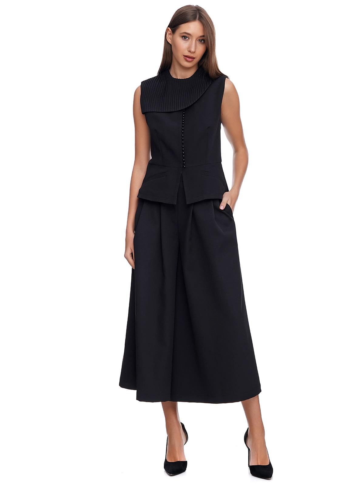 Блуза черная   5340144