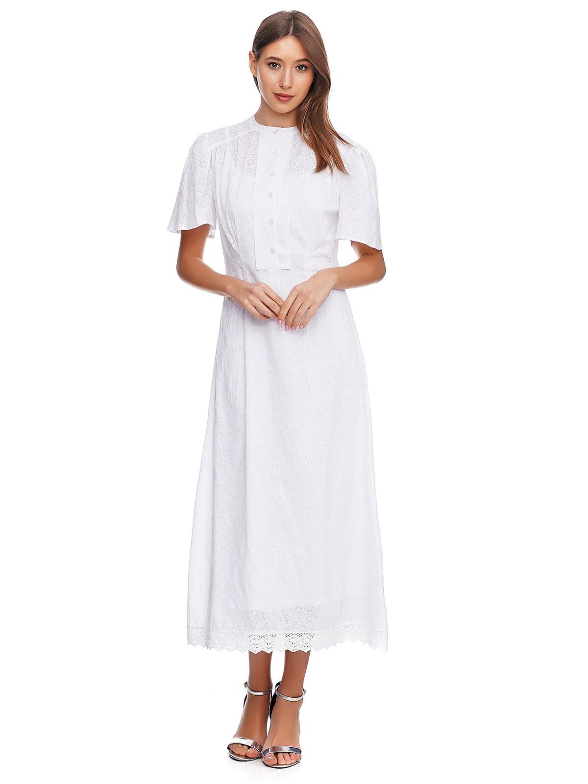 Платье белое | 5340162