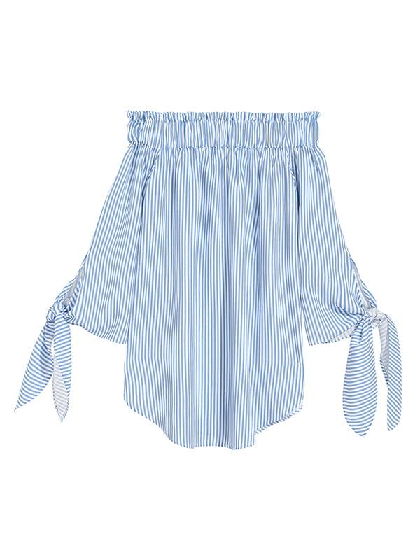 Блуза в смужку | 5358700