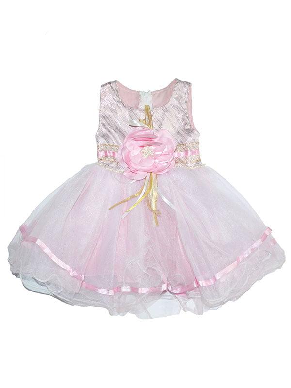 Платье розовое | 5358876