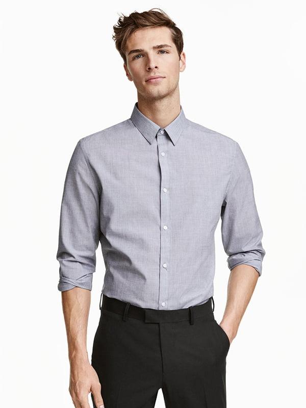 Рубашка серая | 5358579