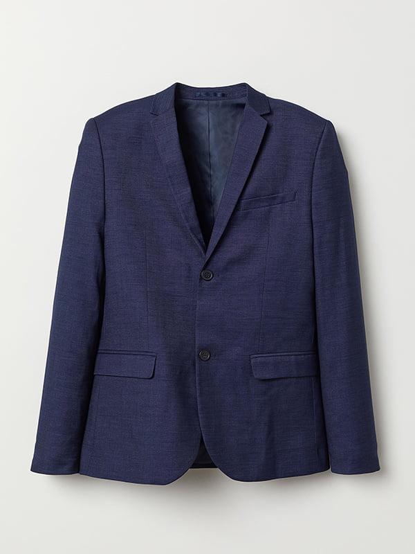 Піджак синій | 5358600