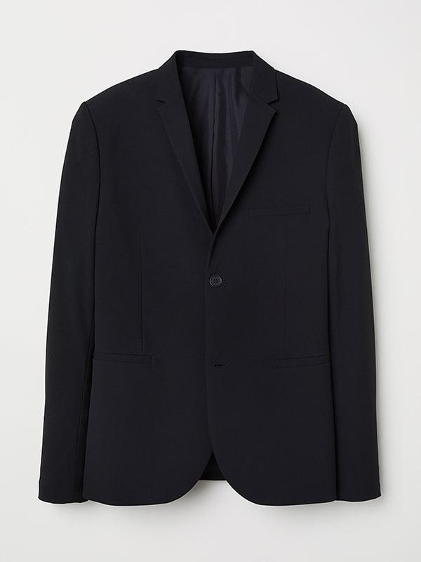 Піджак чорний | 5358631