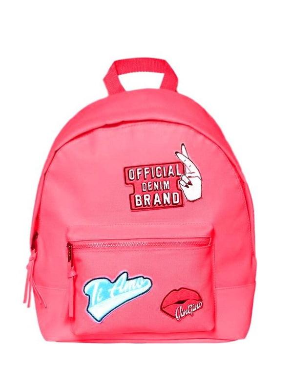 Рюкзак рожевий   5360053