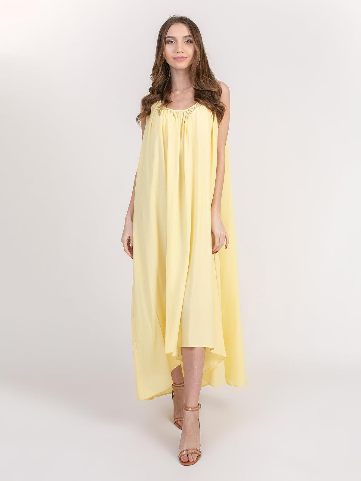 Сукня жовта | 5357150