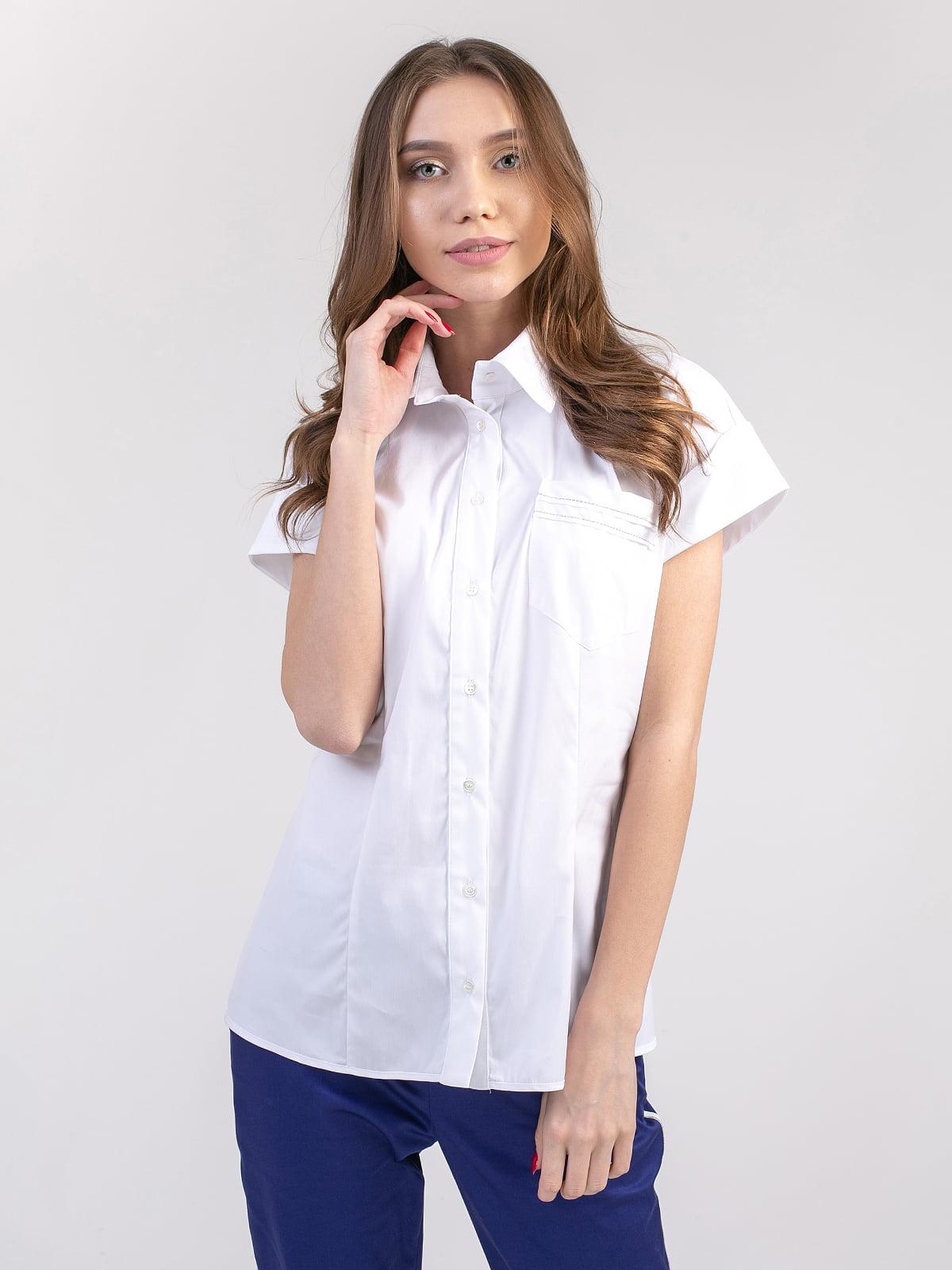 Блуза біла | 5347326