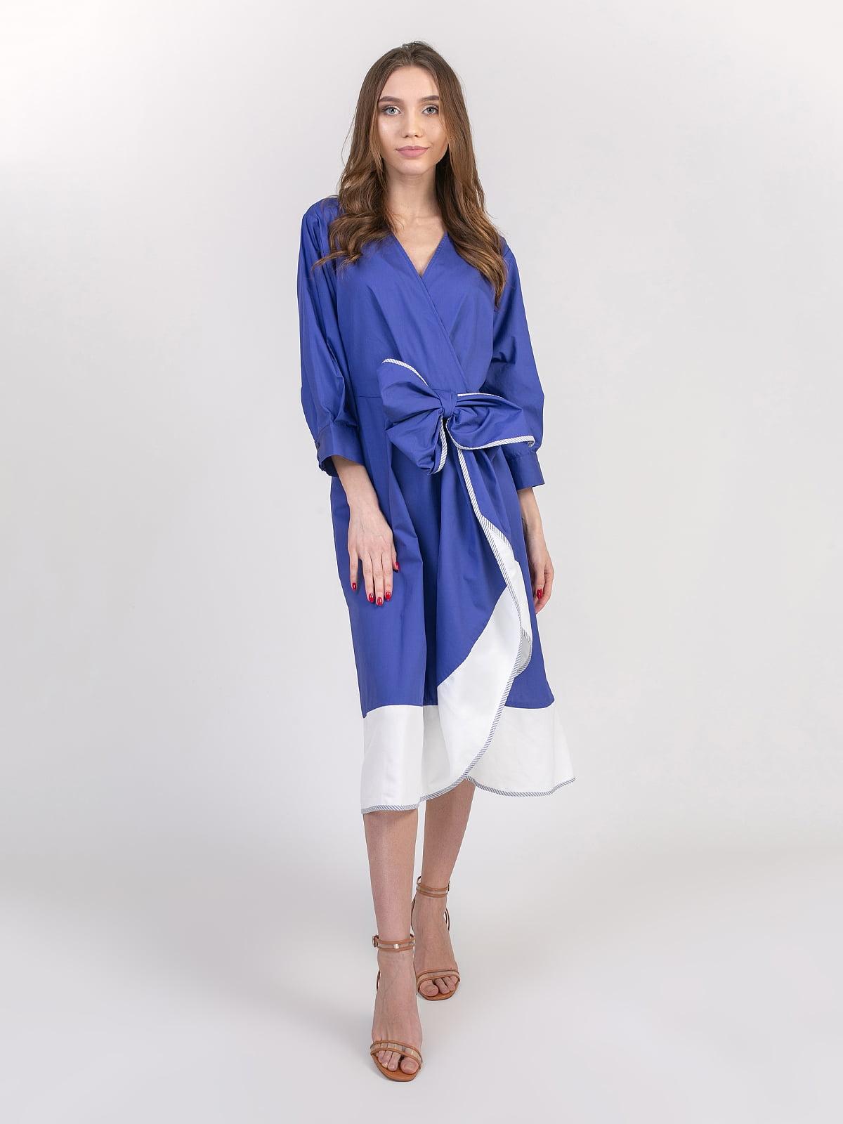Сукня синя | 5347351