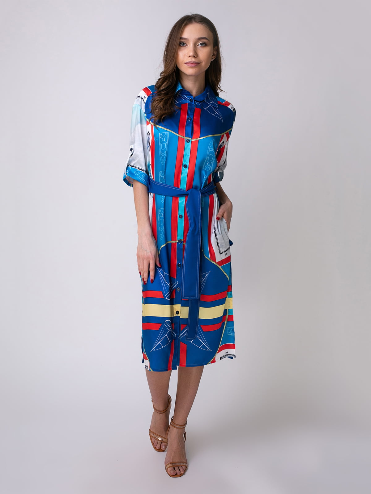 Сукня синя | 5358463