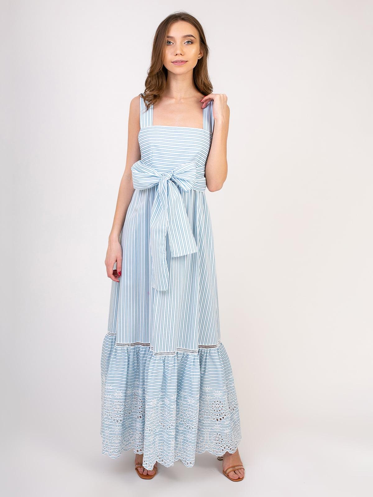 Сукня в смужку | 5347366
