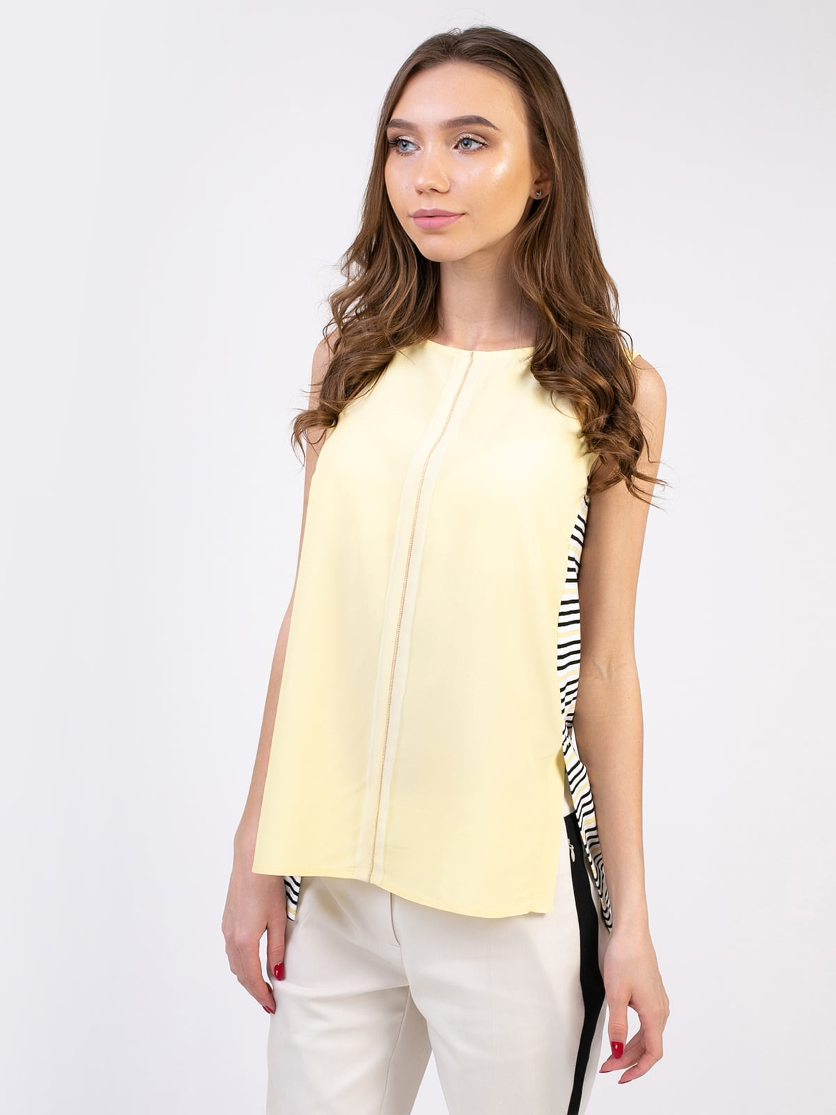 Блуза жовта | 5352065